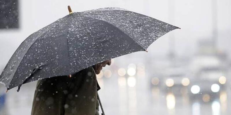 Son dakika yağmur ve fırtına uyarısı! İşte, 26 Haziran hava durumu