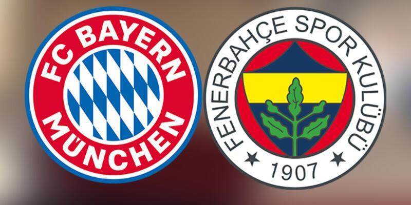 Bayern Münih Fenerbahçe Audi Cup maçı ne zaman, saat kaçta?