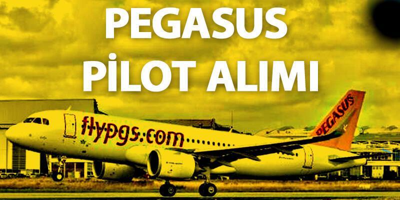 Personel alımları 2019… THY'den sonra Pegasus da pilot alımı yapıyor!