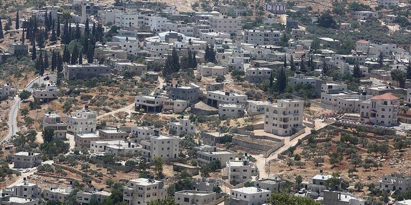 """""""İsrail'siz bir Batı Şeria söz konusu olamaz"""""""