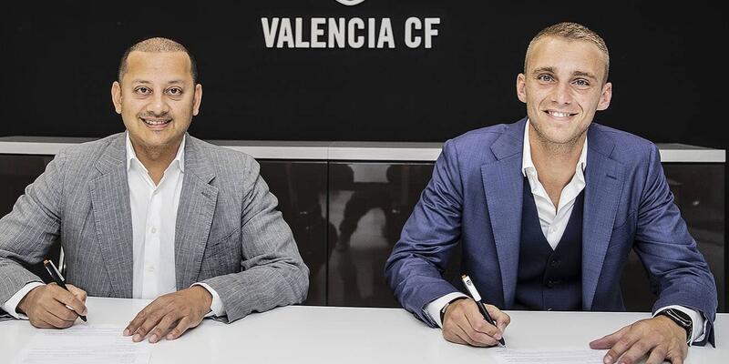 Valencia'ya 35 milyon euro'luk kaleci