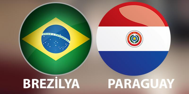Brezilya Paraguay Copa America çeyrek final maçı ne zaman, saat kaçta?