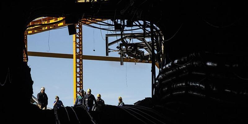 Zonguldak'ta maden ocağındagöçük: 1 ölü