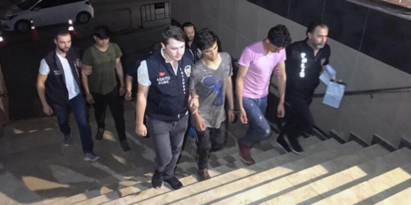İstanbul'da yabancı uyruklu kadını öldüren zanlılar Bursa'da yakalandı