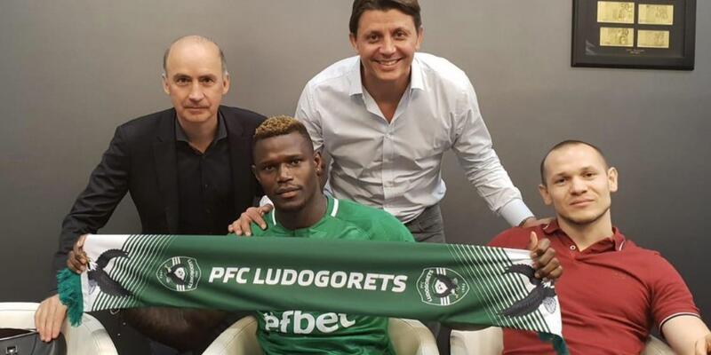 Stephane Badji Ludogorets'le imzaladı