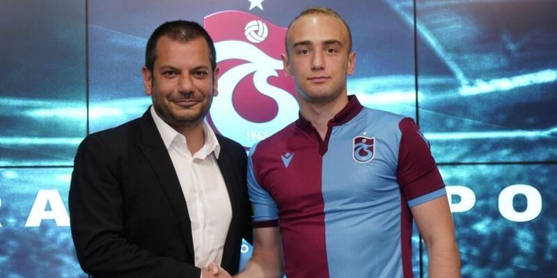 Trabzonspor Doğan Erdoğan'ı KAP'a bildirdi