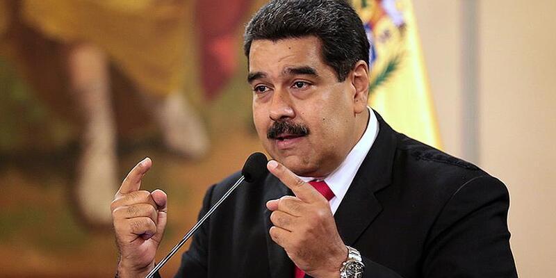 ABD'den Venezuela Devlet Başkanı Nicolas Maduro'nun oğluna yaptırım