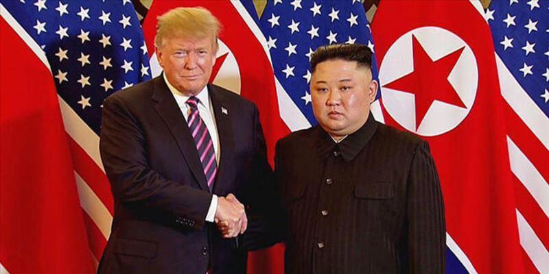Trump ile Kim 'silahsızlandırılmış bölgede' görüşmeye çok yakın
