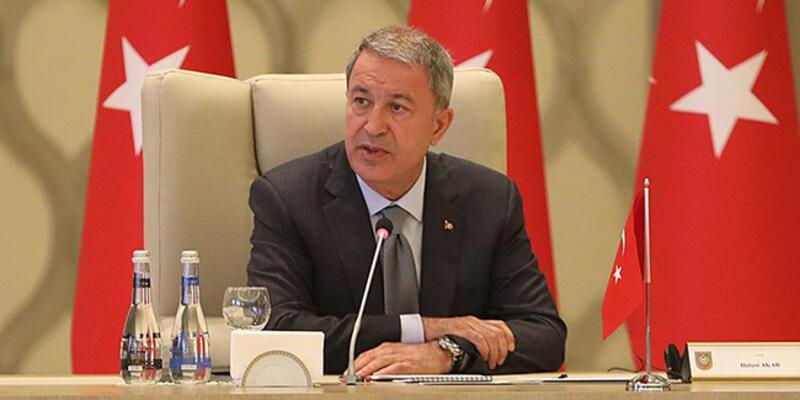 Bakan Akar'dan Libya'daki Hafter güçlerinin tehdidine sert yanıt