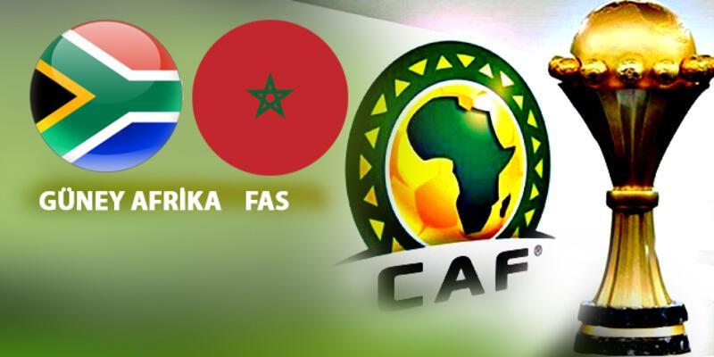 Güney Afrika Fas maçı ne zaman, saat kaçta, hangi kanalda?