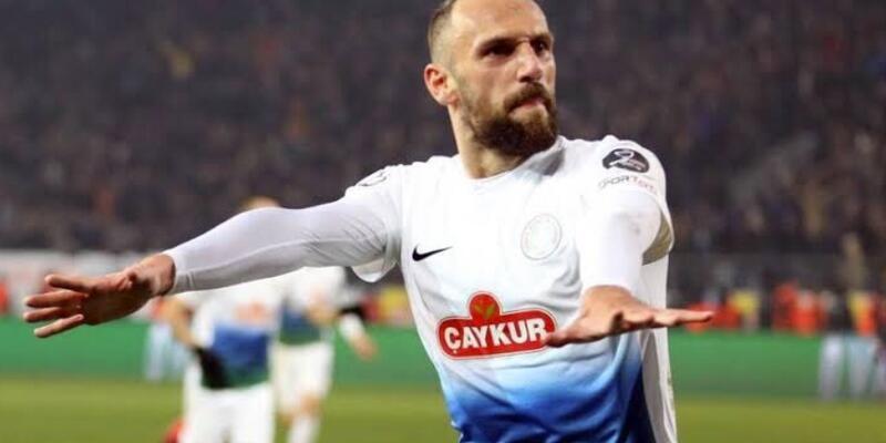 Rizespor'dan yeni Vedat Muric kararı