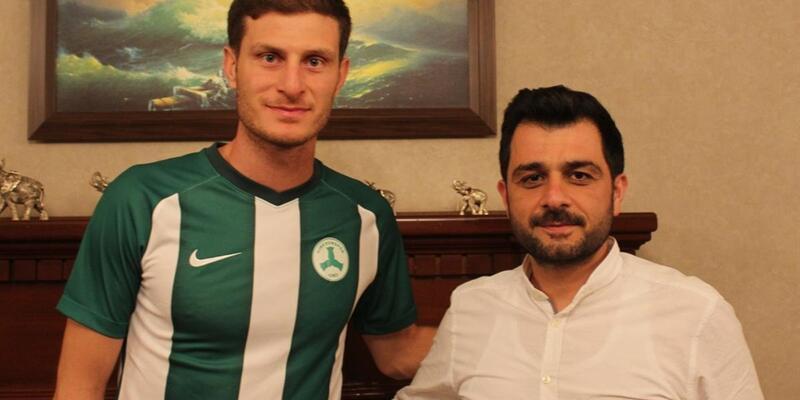 Ahmet Kesim Giresunspor'da