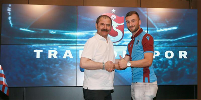 Trabzonspor'dan bir günde iki transfer: Andusic de imzayı attı