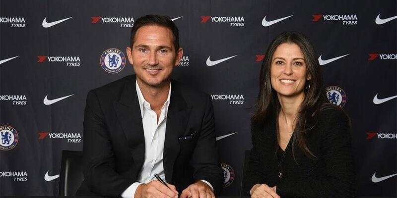 Chelsea'de Lampard dönemi resmen başladı