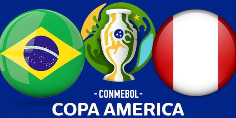 Brezilya Peru Copa America final maçı ne zaman, saat kaçta, hangi kanalda?