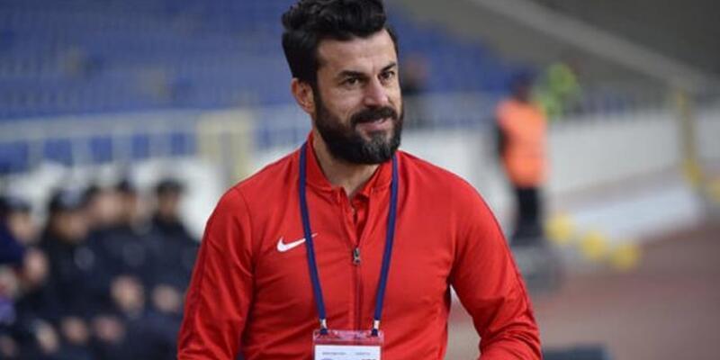 Ali Tandoğan Balıkesirspor'da