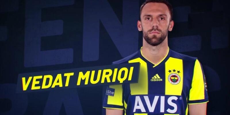 Galatasaray'dan Vedat Muriqi yorumu