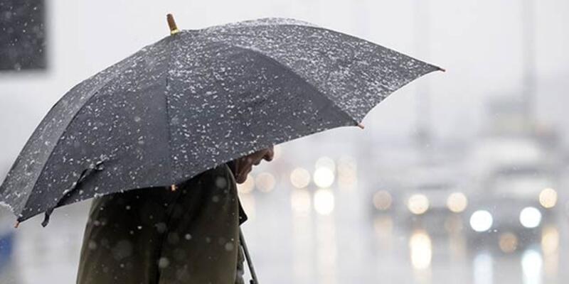 Yağmur ve fırtına geliyor: Meteoroloji uyardı! 5 Ağustos hava durumu