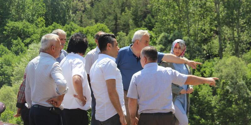 120 kişinin zehirlendiği köyün su kaynağında bakteri tespit edildi