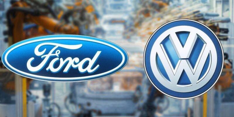 Volkswagen ve Ford'dan dev anlaşmaya yeşil ışık