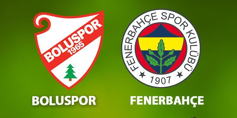Boluspor, Fenerbahçe hazırlık maçı ne zaman, saat kaçta, hangi kanalda?