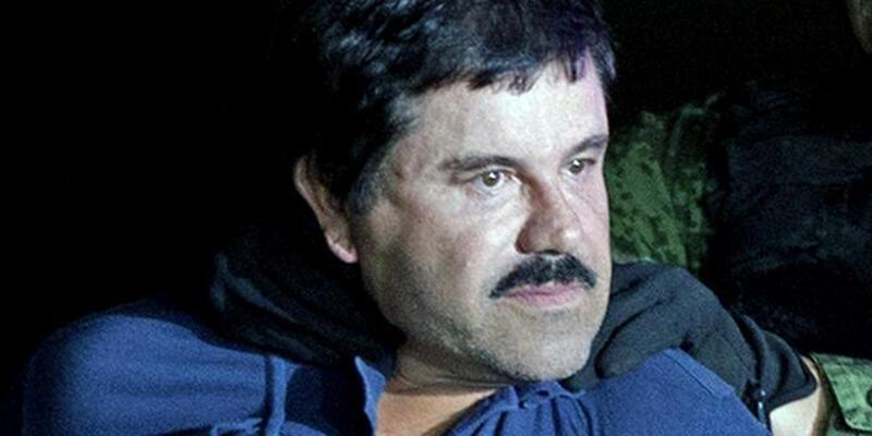 El Chapo Guzman'a müebbet hapis