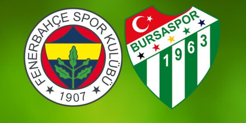 Fenerbahçe Bursaspor hazırlık maçı saat kaçta, hangi kanalda canlı izlenecek?