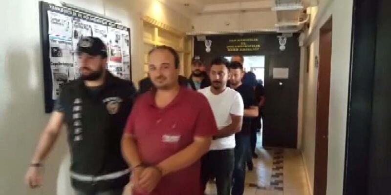 Ankara'da kilometre dolandırıcılarına 'Sayaç' operasyonu: 5 tutuklama