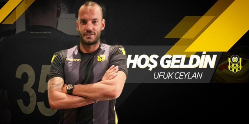 Yeni Malatyaspor Ufuk Ceylan'ı transfer etti