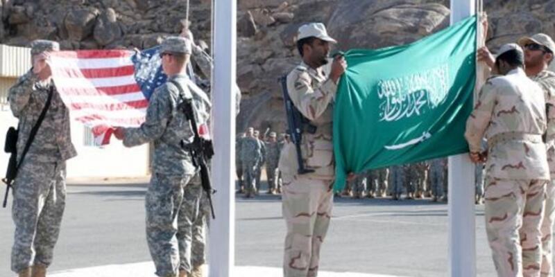 ABD'nin Suudi Arabistan'a asker konuşlandırmasına Kral onay verdi