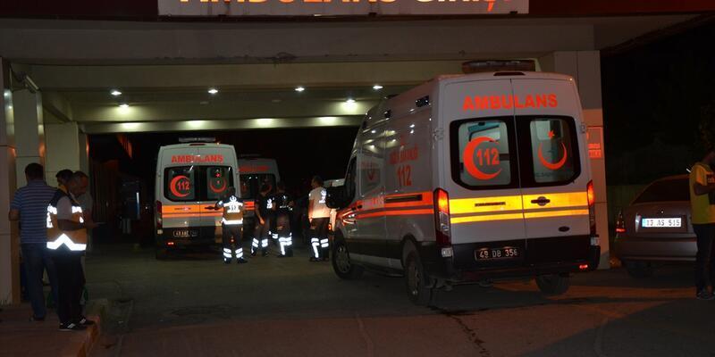 Muş'ta trafik kazası: Ölü ve yaralılar var