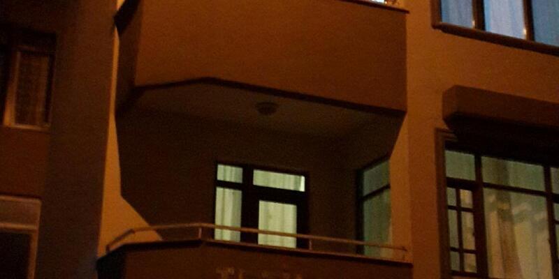 Polis baskın yapınca cezaevi firarisi 4'üncü kattan atladı