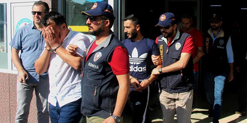 Konya merkezli 6 ilde yasa dışı bahis operasyonu