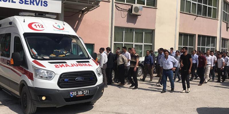 Şemdinli'de hain saldırı