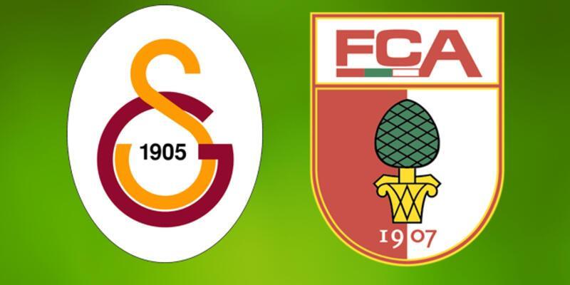 Galatasaray Augsburg canlı yayın saat kaçta, hangi kanalda?