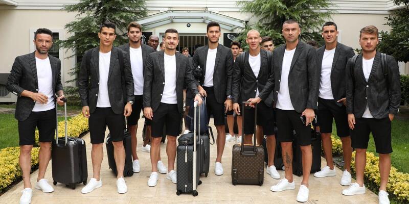 Beşiktaş'ın hazırlık maçındaki rakipleri