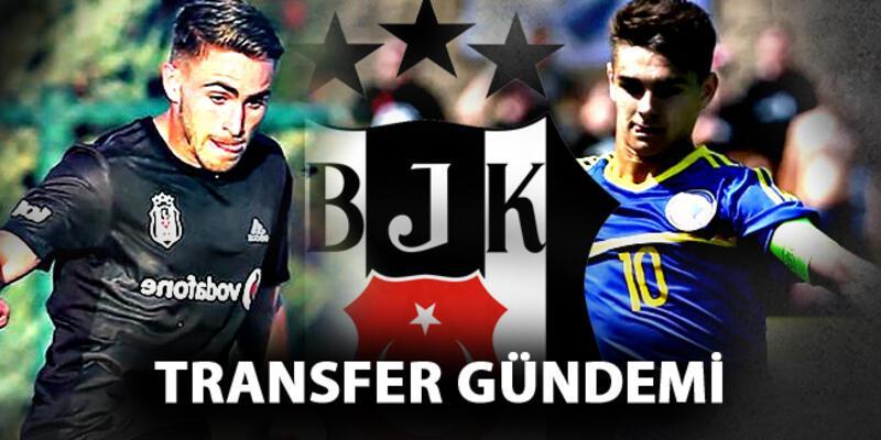 Beşiktaş transfer haberleri… Ajdin Hasic transferinde son dakika gelişmesi!