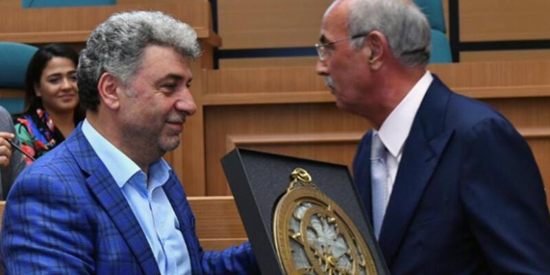 Üsküdar Belediyespor'da başkan Muammer Saka seçildi