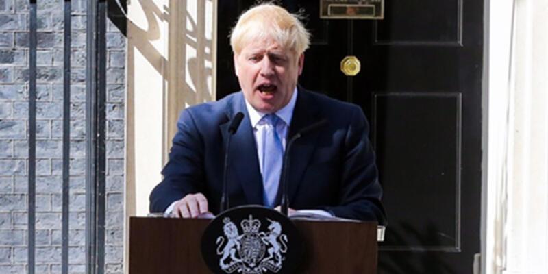 İngiltere Başbakanı Johnson ilk kabineyi açıkladı