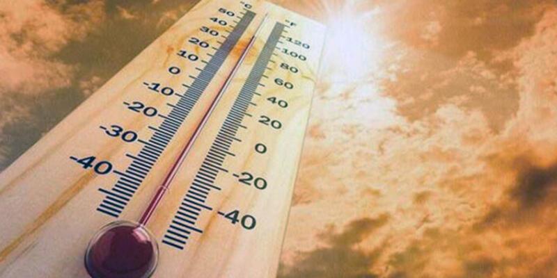 Belçika'da sıcaklık 39.9 derece ölçüldü, kırmızı alarm verildi
