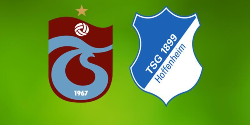 Trabzonspor Hoffenheim hazırlık maçı ne zaman canlı yayın hangi kanalda?