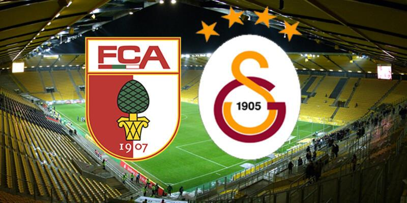Galatasaray Augsburg maçı saat kaçta ve hangi kanalda? İşte cevabı