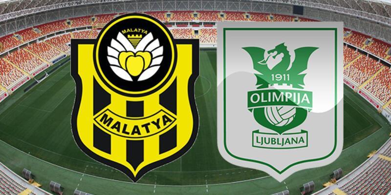 Yeni Malatyaspor - Olimpija Ljubljana maçı saat kaçta, hangi kanalda?