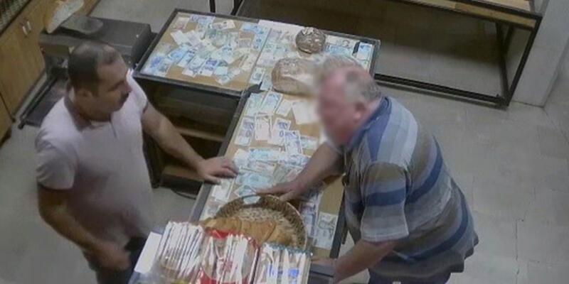 'Eksik para üstü verdiniz' diyerek esnafı dolandırdılar