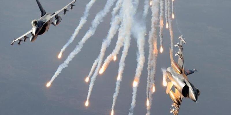 Hakkari'de hava destekli operasyon! 8 terörist etkisiz hale getirildi