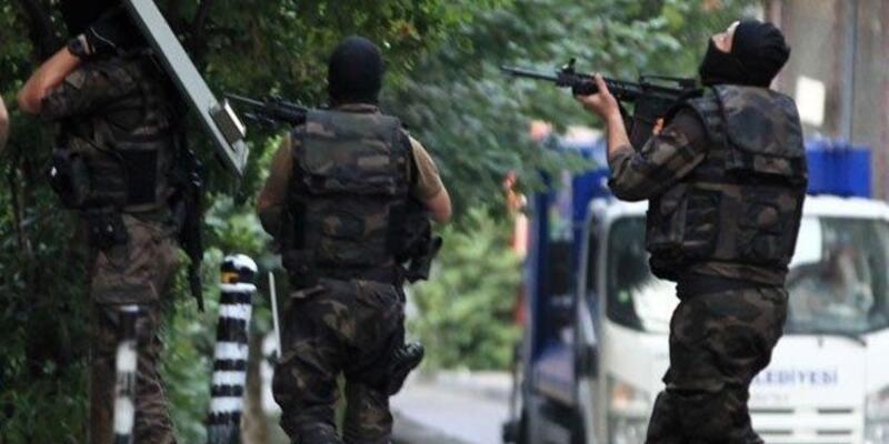 Kilis'te terör operasyonu