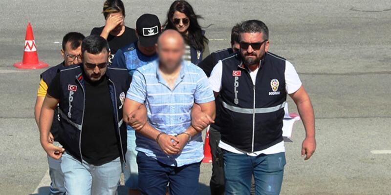 5 yıldızlı otelde dehşet saçmıştı! Tutuklandı