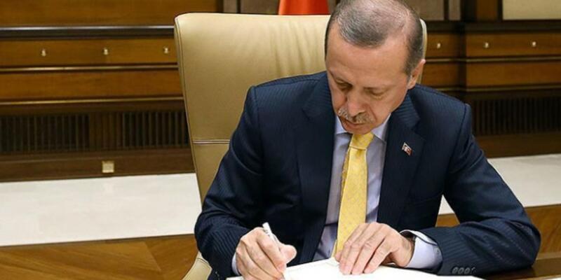 Resmi Gazete'de yayımlandı! Erdoğan 11 üniversiteye rektör atadı