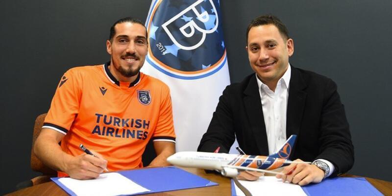 Başakşehir'den bir forvet transferi daha