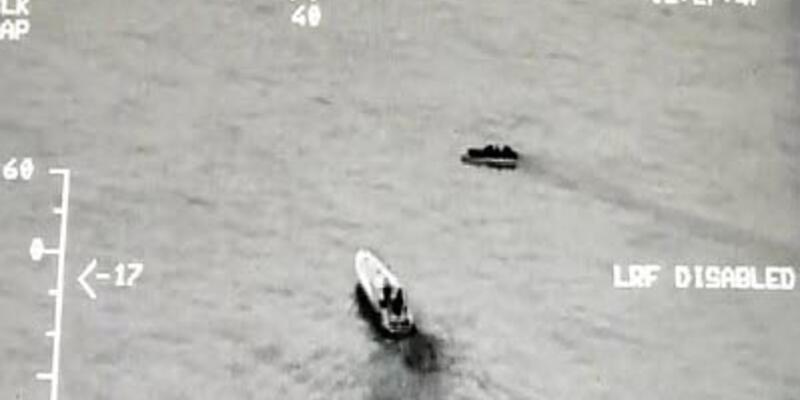 Uçaktan tespit edilen kaçaklar yakalandı